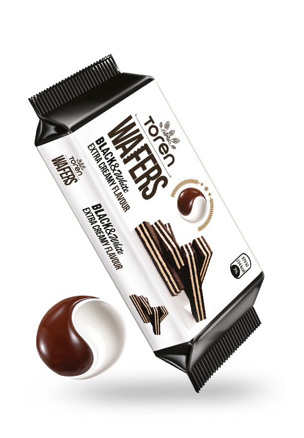 Wafers Black&White