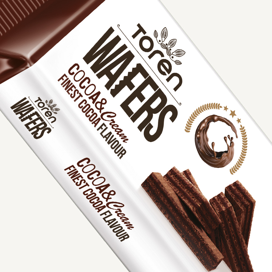 Wafers Finest Cocoa
