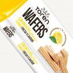 Wafers Lemon